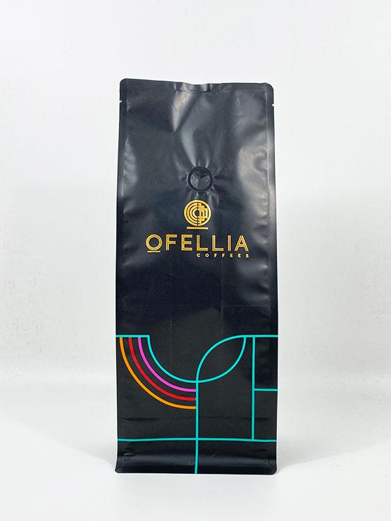 BOX BOTTOM COFFEE BAG